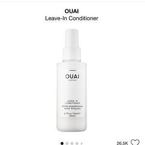 Quai - Leave in Conditioner